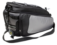 Bontrager Tasche Rack Trunk Interchange Deluxe Black - Bike Maniac