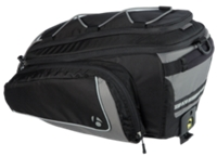 Bontrager Tasche Rack Trunk Interchange Deluxe Plus Black - Bike Maniac