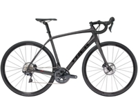 Trek Domane SL 6 Disc 50cm Matte Dnister Black/Gloss Trek Black - Bike Maniac