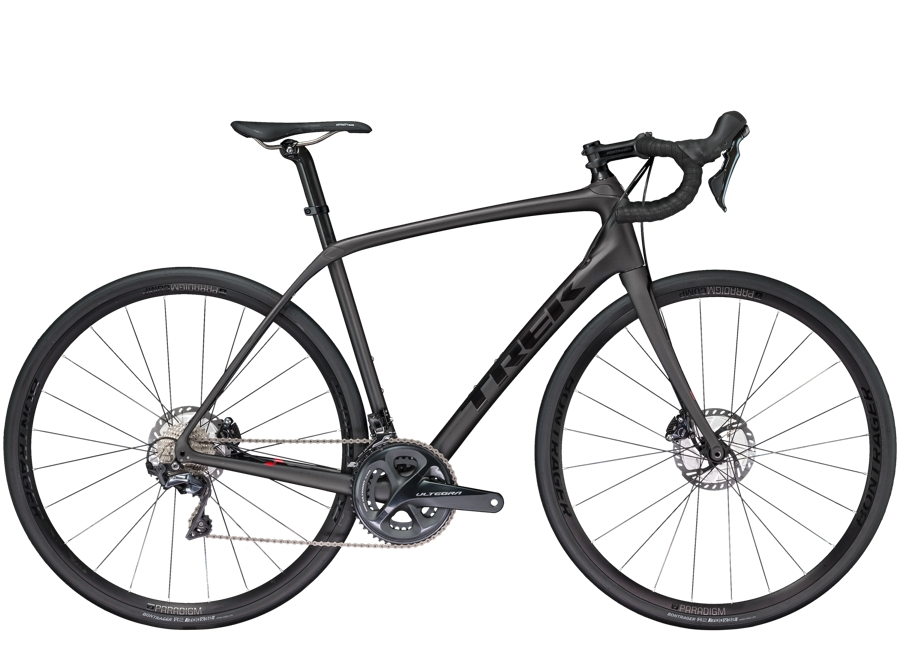 Trek Domane SL 6 Disc 60cm Matte Dnister Black/Gloss Trek Black - Trek Domane SL 6 Disc 60cm Matte Dnister Black/Gloss Trek Black
