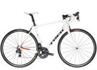 Trek Domane SLR 7 50cm Semigloss Crystal White/Roarange - Veloteria Bike Shop