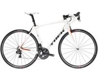 Trek Domane SLR 7 56cm Semigloss Crystal White/Roarange - Rennrad kaufen & Mountainbike kaufen - bikecenter.de