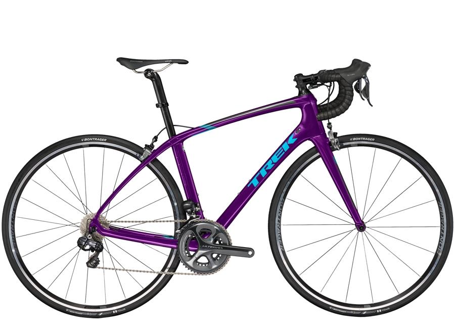Trek Silque SLR 7 Womens 50cm Purple Lotus - Trek Silque SLR 7 Womens 50cm Purple Lotus