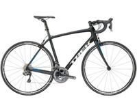 Trek Domane SL 7 50cm Matte Trek Black/Waterloo Blue - Rennrad kaufen & Mountainbike kaufen - bikecenter.de