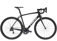 Trek Domane SL 7 54cm Matte Dnister Black/Trek White - Radsport Jachertz