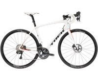 Trek Domane SLR 7 Disc 54cm Semigloss Crystal White/Roarange - Randen Bike GmbH