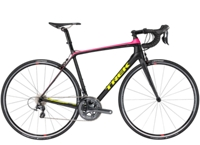 Trek Émonda SLR 6 62cm Matte Trek Black/Pink/Yellow-P1 - Bikedreams & Dustbikes