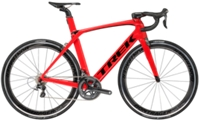 Trek Madone 9.2 50cm Viper Red/Trek Black - Radsport Forner