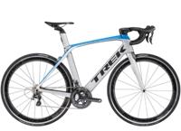 Trek Madone 9.2 52cm Matte Silver/Blue Prl/Black Prl-P1 - Fahrräder, Fahrradteile und Fahrradzubehör online kaufen | Allgäu Bike Sports Onlineshop