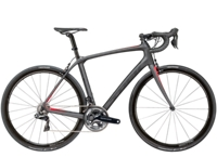 Trek Domane SLR 9 50cm Matte Dnister Black/Viper Red - Veloteria Bike Shop
