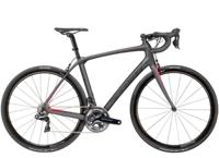 Trek Domane SLR 9 50cm Matte Dnister Black/Viper Red - Rennrad kaufen & Mountainbike kaufen - bikecenter.de