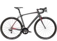 Trek Domane SLR 9 eTap 50cm MatteDnister Black/Viper Red - Rennrad kaufen & Mountainbike kaufen - bikecenter.de