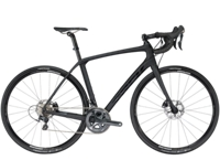 Trek Domane SLR 6 Disc 56cm Matte/Gloss Trek Black - Radsport Jachertz