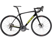 Trek Domane SLR 6 Disc 60cm Black/Charcoal/Yellow-P1 - Veloteria Bike Shop