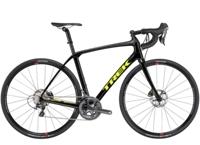 Trek Domane SLR 6 Disc 60cm Black/Charcoal/Yellow-P1 - Rennrad kaufen & Mountainbike kaufen - bikecenter.de