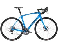 Trek Domane SLR 6 Disc 54cm Matte Blue/Black/Blue-P1 - Veloteria Bike Shop