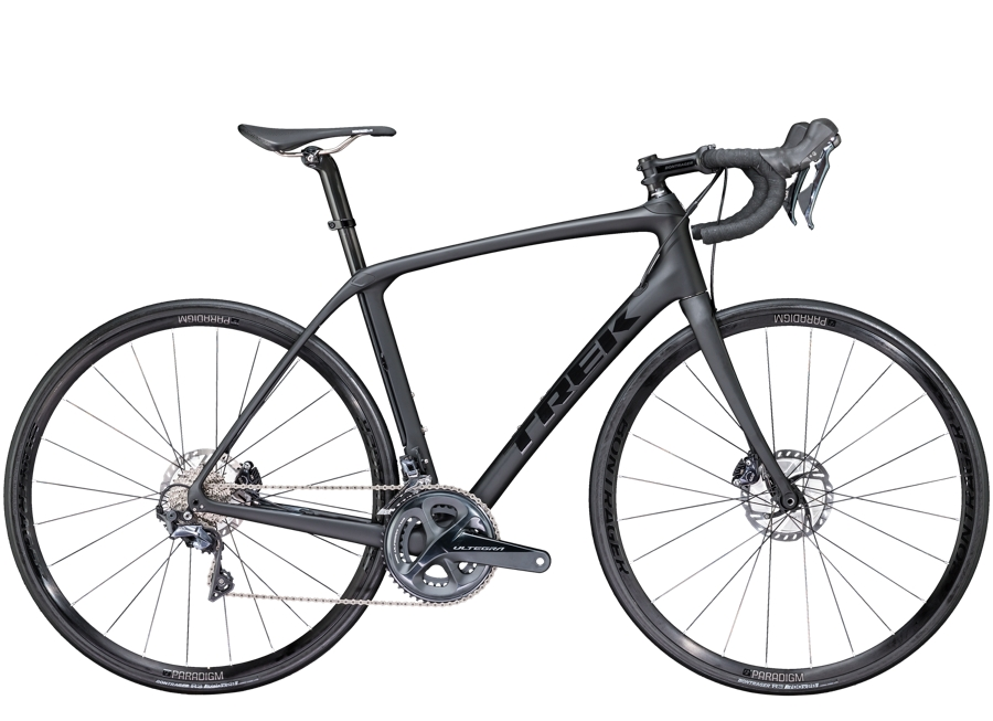 Trek Domane SLR 6 Disc 50cm Matte/Gloss Trek Black - Trek Domane SLR 6 Disc 50cm Matte/Gloss Trek Black