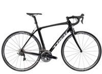 Trek Domane SLR 8 50cm Trek Black/Quicksilver - Veloteria Bike Shop