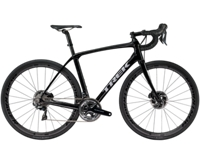 Trek Domane SLR 8 Disc 52cm Trek Black/Quicksilver - Berni´s Bikeshop