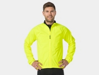 Bontrager Jacke Circuit Stormshell L Visibility Yellow - RADI-SPORT alles Rund ums Fahrrad