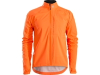 Bontrager Jacke Circuit Stormshell XS Radioactive Orange - Bike Maniac