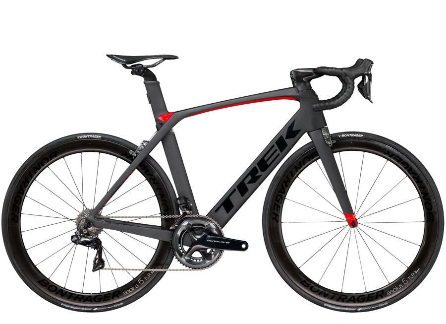 Trek Madone 9.9 60cm Matte Dnister Black/Gloss Viper Red - Trek Madone 9.9 60cm Matte Dnister Black/Gloss Viper Red