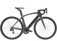 Trek Madone 9.5 Womens 56cm Matte Dnister Black/Gloss Old Style - Bike Maniac
