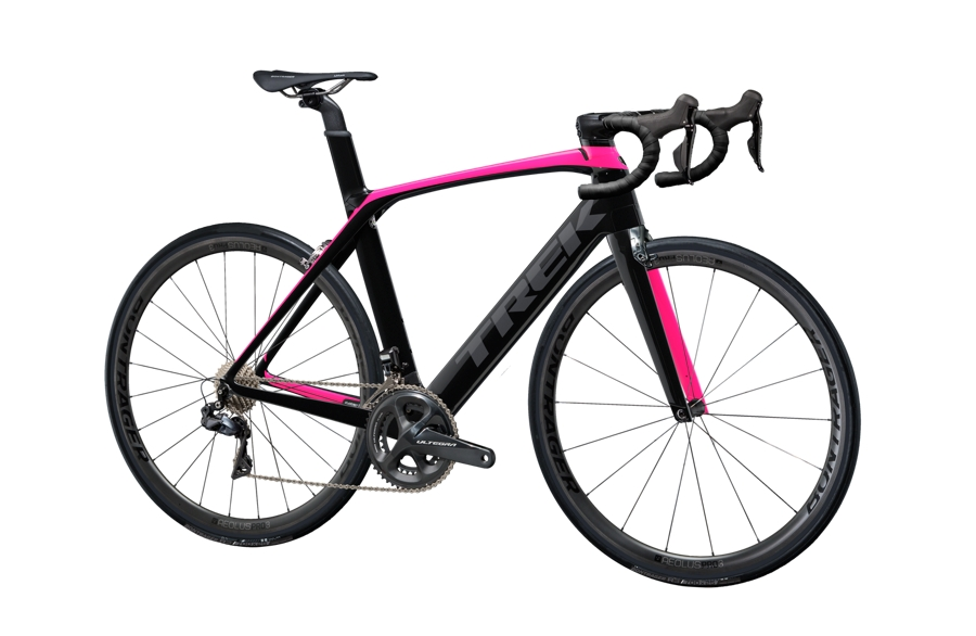 Trek Madone 9.5 Womens 50cm Radioactive Pink/Trek Black - Trek Madone 9.5 Womens 50cm Radioactive Pink/Trek Black