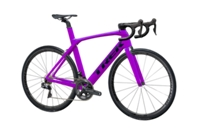 Trek Madone 9.5 Womens 54cm Radioactive Purple/Deep Dark Blue - Bike Maniac