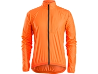 Bontrager Jacke Circuit Windshell XS Radioactive Orange - Bike Maniac