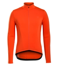 Bontrager Jersy Velocis Thermal LS Large Orange - 2-Rad-Sport Wehrle