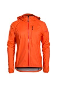Bontrager Jacket Avert Stormshell X-Large Orange - 2-Rad-Sport Wehrle
