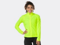 Bontrager Jacke Vella Windshell Womens L Visibility Yellow - RADI-SPORT alles Rund ums Fahrrad