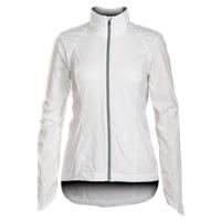 Bontrager Jacket Vella Windshell Womens X-Small White - Bike Maniac