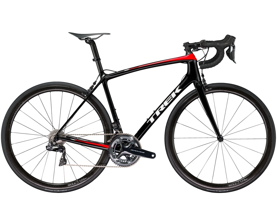 Trek Émonda SLR 9 54cm Trek Black/Viper Red - Trek Émonda SLR 9 54cm Trek Black/Viper Red