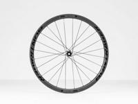 Bontrager Wheel Front Aeolus Pro 3 Disc TLR 12T Black/Grey - Bike Maniac