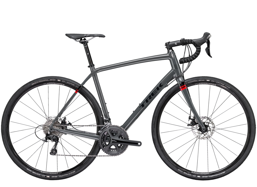Trek Domane ALR 5 Gravel Disc 52cm Solid Charcoal - Trek Domane ALR 5 Gravel Disc 52cm Solid Charcoal
