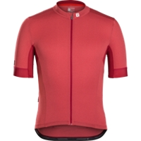 Bontrager Trikot Velocis XS Dark Red - Bike Maniac
