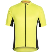 Bontrager Trikot Solstice XL Visibility Yellow - Fahrräder, Fahrradteile und Fahrradzubehör online kaufen | Allgäu Bike Sports Onlineshop