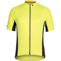 Bontrager Trikot Solstice XS Visibility Yellow - Bike Maniac