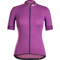 Bontrager Trikot Meraj Womens S Purple - Bike Maniac