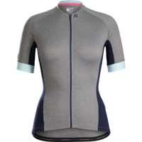 Bontrager Trikot Anara Womens XL Charcoal - Bike Maniac