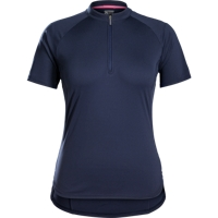 Bontrager Trikot Kalia Womens XS Deep Dark Blue - Bike Maniac