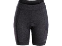 Bontrager Shorts Kalia Womens Fitness XS Black - Bike Maniac