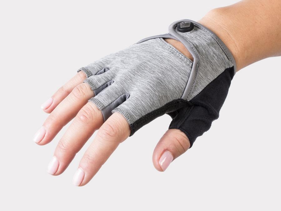 Bontrager Handschuh Vella Womens L Black - Bontrager Handschuh Vella Womens L Black