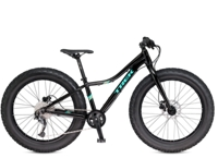 Trek Farley 24 24 Trek Black - Veloteria Bike Shop