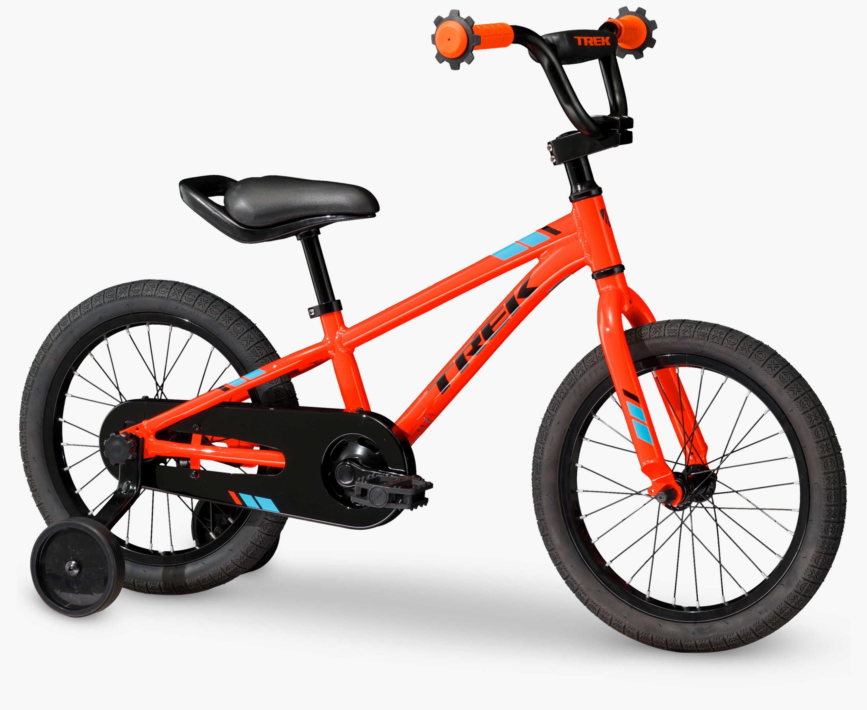 Велосипед Trek-2017 PRECALIBER 16 BOYS 16 OG оранжевий (Roarange)