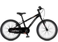 Trek Precaliber 20 Boys 20 Trek Black - Rennrad kaufen & Mountainbike kaufen - bikecenter.de