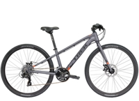 Trek Kids Dual Sport 13 Matte Metallic Charcoal - Rennrad kaufen & Mountainbike kaufen - bikecenter.de