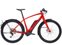 Trek Super Commuter+ 8S 45cm Viper Red - Veloteria Bike Shop